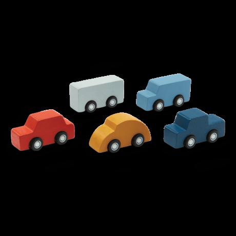 Mini autó – szett