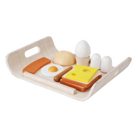 Reggeli menü I. Plan Toys