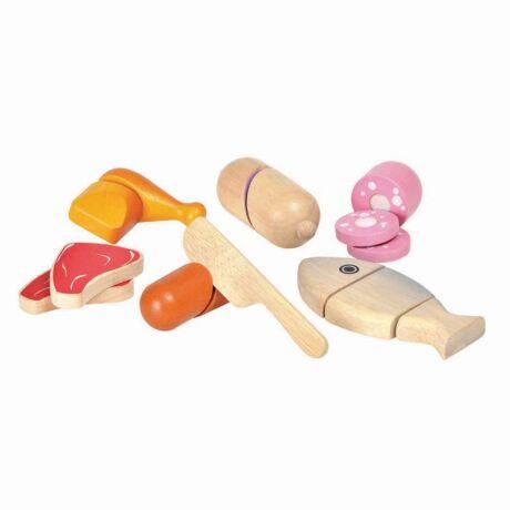 Hús szett Plan Toys