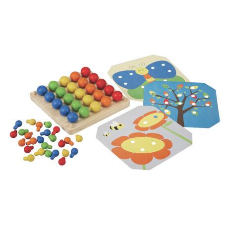 Kreatív kirakó Plan Toys
