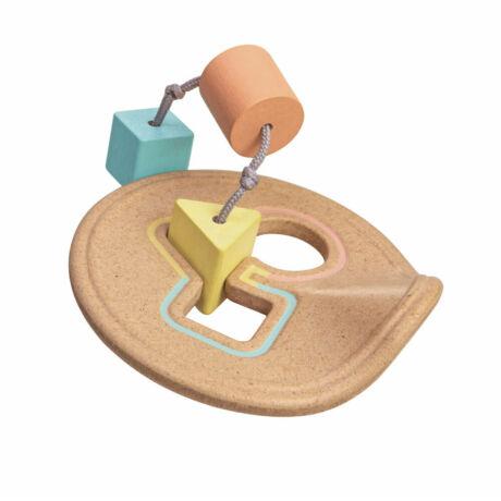 Formabeillesztő - pasztell Plan Toys