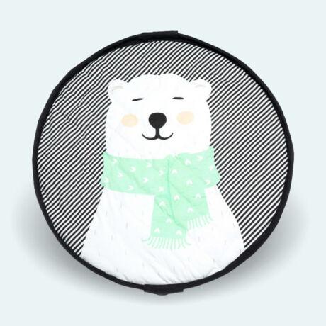 Play & Go Játék tároló zsák - Jegesmedve - Soft
